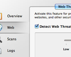 Trend Micro Internet Security for Mac Screenshot